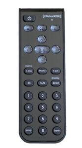 SiriusXM SXIR2 Remote Control SXABB2, SUBX3C, SXMB2C, SXSD2