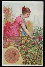 Murray & Lanman's Florida Water, The Universal Perfume, 1888 Spain World's Fair