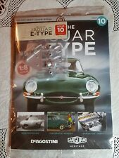 DeAgostoni Issue 10 BUILD THE JAGUAR E TYPE. Other issues available. De Agostini