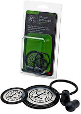 3M 40003 Littmann Stethoscope Spare Parts Kit for Cardiology III Black