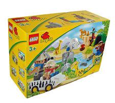 Lego® Duplo 3095 - Safaripark 35 Teile 3+ - Neu