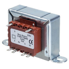 Trasformatore di rete elettrica Chassis Mount 230V 6VA 12V + 12V xmer