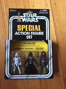 Star Wars Vintage Collection  Action Figure Vader Stormtrooper Death Squad