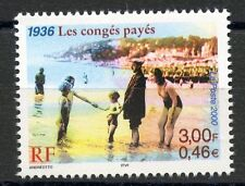 STAMP / TIMBRE FRANCE NEUFN° 3352 ** / LES CONGES PAYES 1936