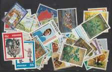 A6282: Better Rwanda Stamp Collection; CV $160