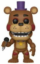 POP Vinilo: Juegos: Antiguos! Pizza Sim: Rockstar Freddy