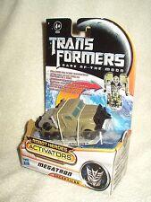 Transformers Figura De Acción Transformers Robot Heroes activadores Megatron 4-5 Pulgadas