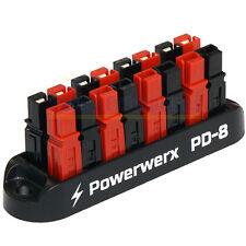 8 Position Power Distribution Block for 15/30/45A Powerpole Connectors PD-8