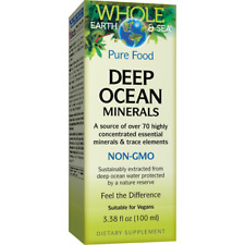 Whole Earth and Sea Deep Ocean Minerals 3.38 oz