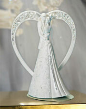 Eternity Bride and Groom New Wedding Cake Topper by Gina Freehill