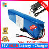 Li-ion 36v 20ah Battery Pack 500w For Ebike Electric Car Bicycle Motor Scooter