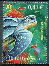 STAMP / TIMBRE FRANCE NEUF N° 3485 ** FAUNE / TORTUE LUTH