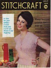 July Stitchcraft Hobbies & Crafts Magazines