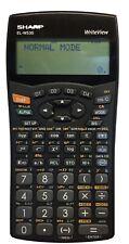 Sharp El-W535 WriteView Scientific Calculator - Used in working order