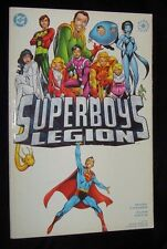Superboy's Legion 1 A Young Boys Dream 2001 DC Comics New Softcover Book