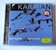 KARAJAN . BEETHOVEN .Deutsche Grammophon Karajan collection vol 5. CD