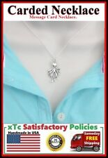 PERFECT Gift for Best Friend Necklace with FREE Earrings.