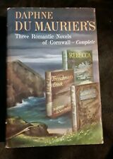 Daphne Du Maurier's Three Romantic Novels of Cornwall - Complete (BCE) 1942