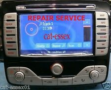 FORD MONDEO S-MAX GALAXY HSRNS NX SAT NAV TOUCH SCREEN NAVIGATION REPAIR SERVICE