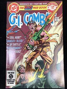 GI COMBAT #258 (DC 1983) Joe Kubert ~ 9.0 VF/NM