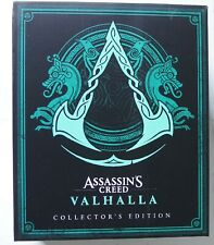 Assassin's Creed Valhalla Collector's Edition PS4/PS5 IN HAND Ship Now