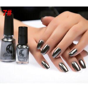 Metallic Chrome Mirror Effect Manicure ToolNail Polish Art Varnish Sticker Duti
