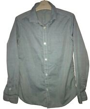 Boys Age 10-11 Years - M&S Boys Long Sleeved Shirt - Excellent Condition