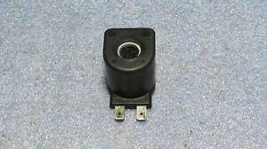 SAAB 9-3 Aero - Ventil Spule Magnetspule Elektrospule 10R036564 / 12VDC11W