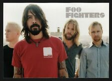 40x Foo Fighters - Postcard (Lot of 40 identical Postcards)