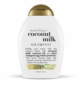 Organix Coconut Milk Shampoo for all hair types - 385 ml