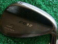 Cleveland CG12 Black Pearl 56* Sand Wedge W/true temper steel wedge-stiff MRH