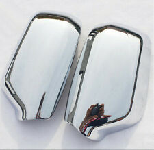 Chrome Rear View Mirror Cover Trim Fit For 2006-2013 Mazda 3 2006-2008 M6 2Pcs