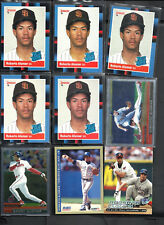 81 Card Lot Roberto Alomar Rookies Inserts etc All Scanned