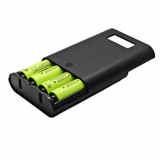 Soshine E3S LCD Display Replaceable Battery Charger For 4 Pieces 16850 Battery ~