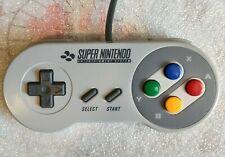 Manette Super Nintendo officielle PAL / pad SNES / controller / Hebel / Joystick