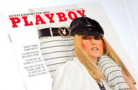 Playboy April 1967 Near Mint Playmate Gwen Wong *$10 Int'l Shipping*