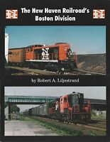 NEW HAVEN Railroad's BOSTON Division: main line, New York City to Boston (NEW)