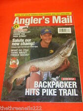 ANGLERS MAIL - OUR NEW CHAMP - JULY 29 2000