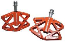 Erdmann x-2 Pédales 308 g (par paire) en Orange