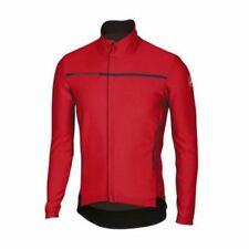 Castelli Red Cycling Jerseys