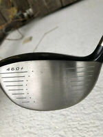 Nike 460 + Limited Edition Driver/Rare /Head + With Illegal Face COR Collectors