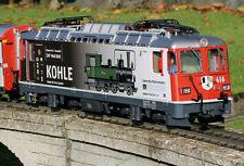 "LGB Spur G Gartenbahn 28444 RhB Elektrolok Ge 4/4 II ""Rhätia"" mfx/DCC"