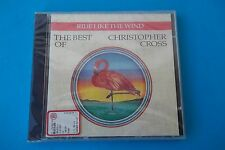 "CHRISTOPHER CROSS "" THE BEST OF "" CD WB 1992 NUOVO SIGILLATO"