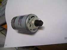 Gleichstrommotor Permanentmagnetmotor Generator  Motor DC 9,6V 30W S550LXH-6927P