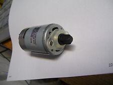 Corriente continua motor permanent magnet motor generador motor dc 9,6v 30w s550lxh-6927p