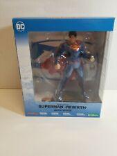 DC Comics Artfx Kotobukiya - Superman Rebirth- Displayed US Seller