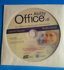 Ability Office v6 Professional mit Lizenz für 3 Benutzer