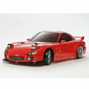 TAMIYA RC 58648 Mazda RX-7 Drift Spec (TT02D) 1:10 Car Assembly Kit