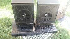 Vintage SOUNDESIGN STEREO, CASSETTE, TURNTABLE, and SPEAKERS SYSTEM Model 5888