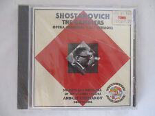 SHOSTAKOVICH THE GAMBLERS OPERA (ORIGINAL 1 ACT VERSION) - IMPORT - NEW CD